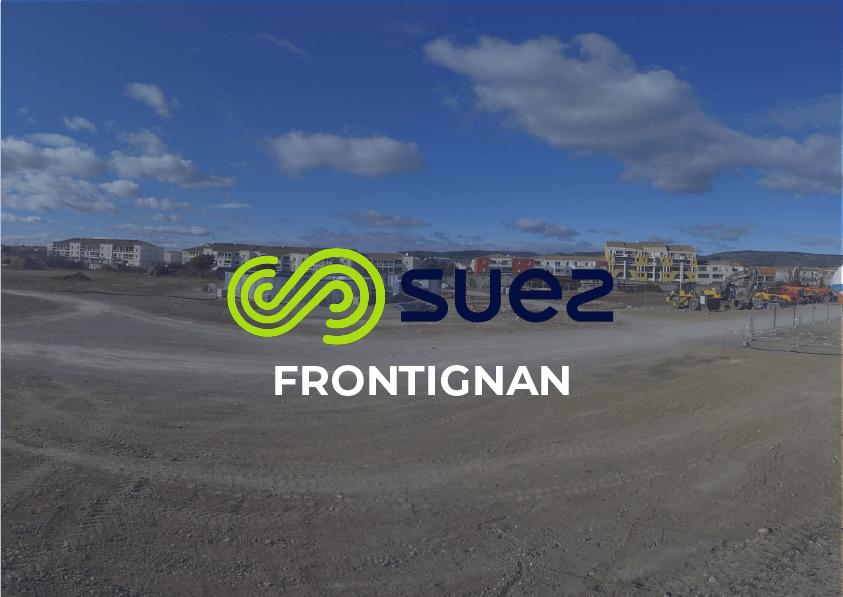 Suez – Frontignan