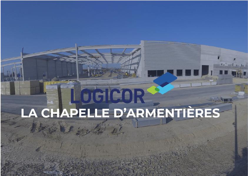 Logicor – La Chapelle d'Armentières