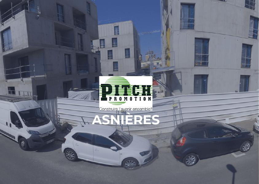 Pitch – Asnières