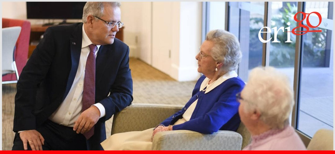 Morrison pledges $537 million for aged care
