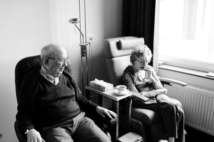 ailing aged care system