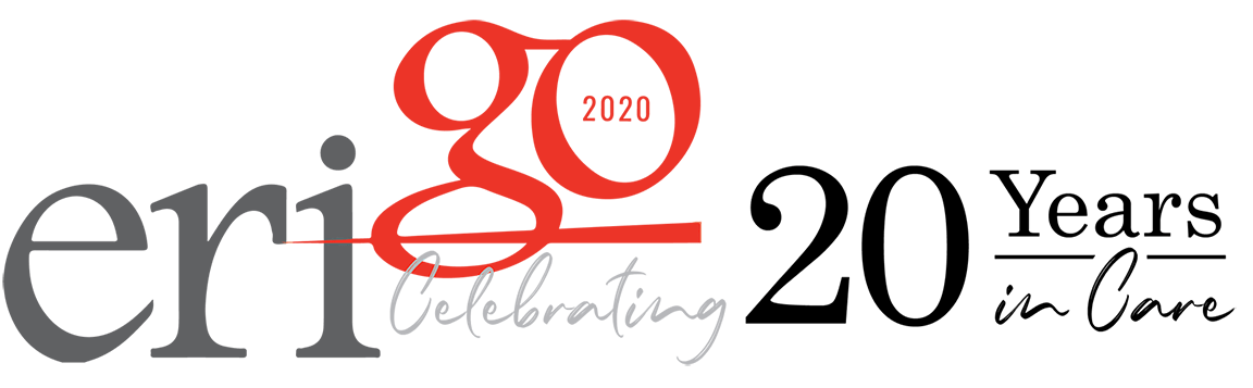 Erigo 2020: 20 years of care