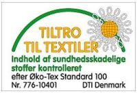 Den originale MAGNETO-TEX® bærer ØKO-MÆRKET: