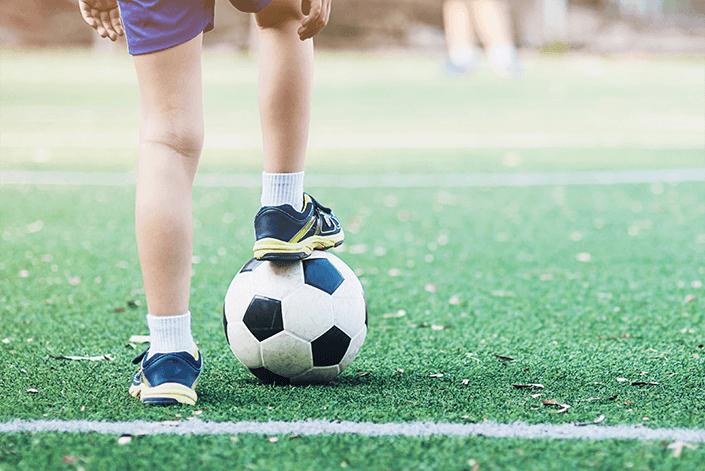 Tienes un hijo deportista?