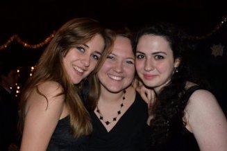 with the girls from Turkey, Derya and Bengisu