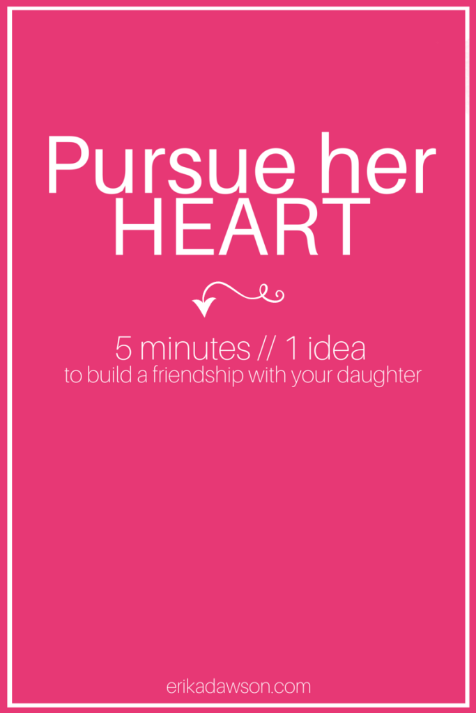 pursue her heart