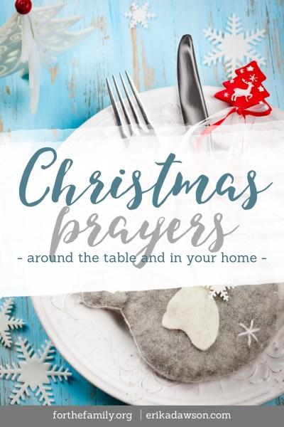 Christmas Prayers  to lead you into Worship