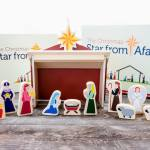 The Christmas Star from Afar (our new favorite Advent tradition!)