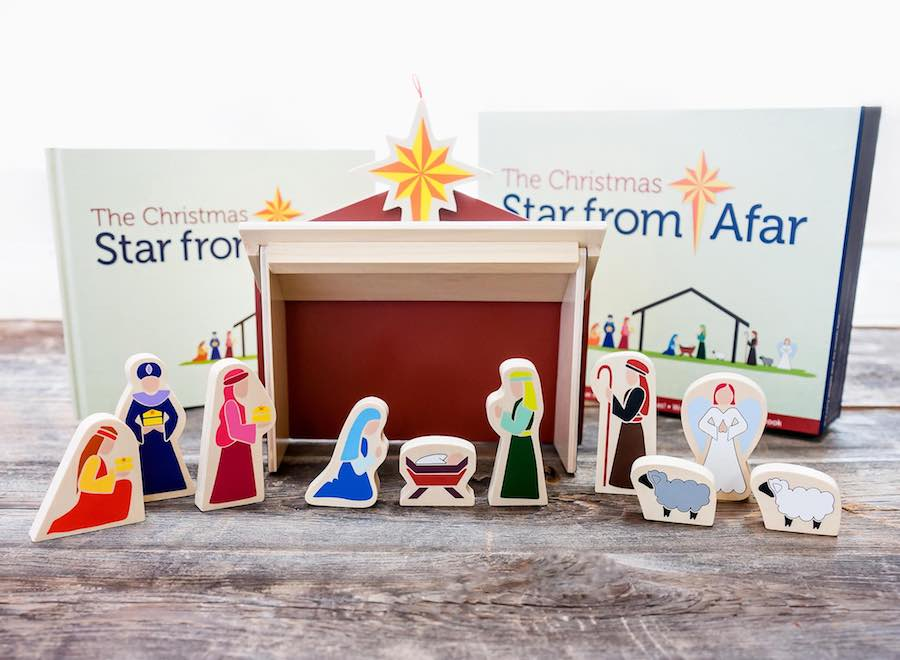 LOVE this new Advent tradition!! (and a chance to WIN on erikadawson.com!!)