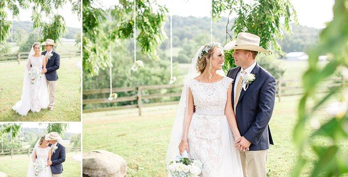 Mattie and Luke | Classy Country Wedding | Arkansas Wedding Photographer_0027