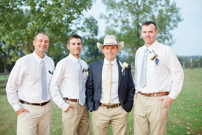 Mattie and Luke | Classy Country Wedding | Arkansas Wedding Photographer_0067