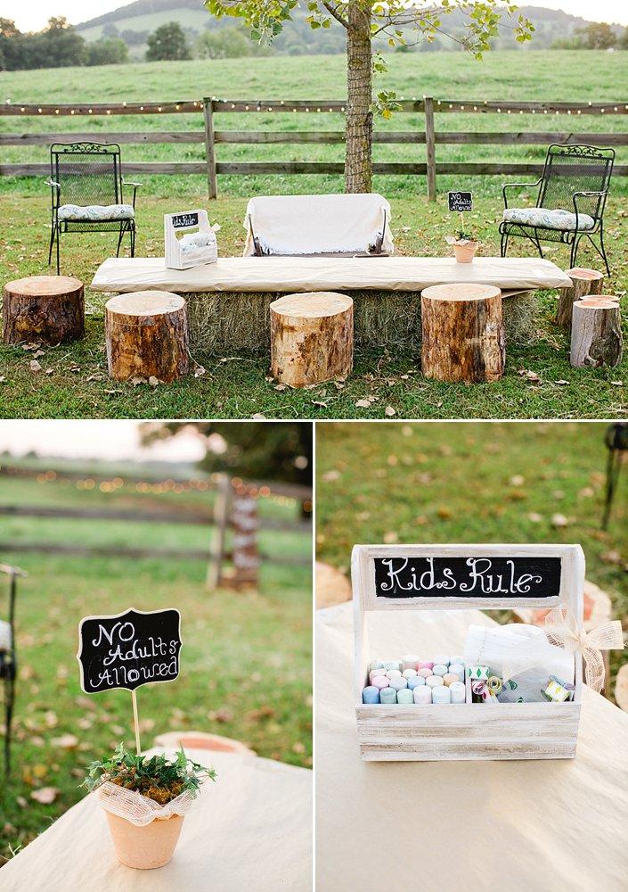 Mattie And Lukes Backyard Reception Intimate Weddings Erika