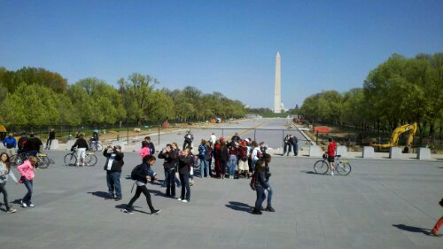 Some quick advice for visitors to Washington DC (1/2)