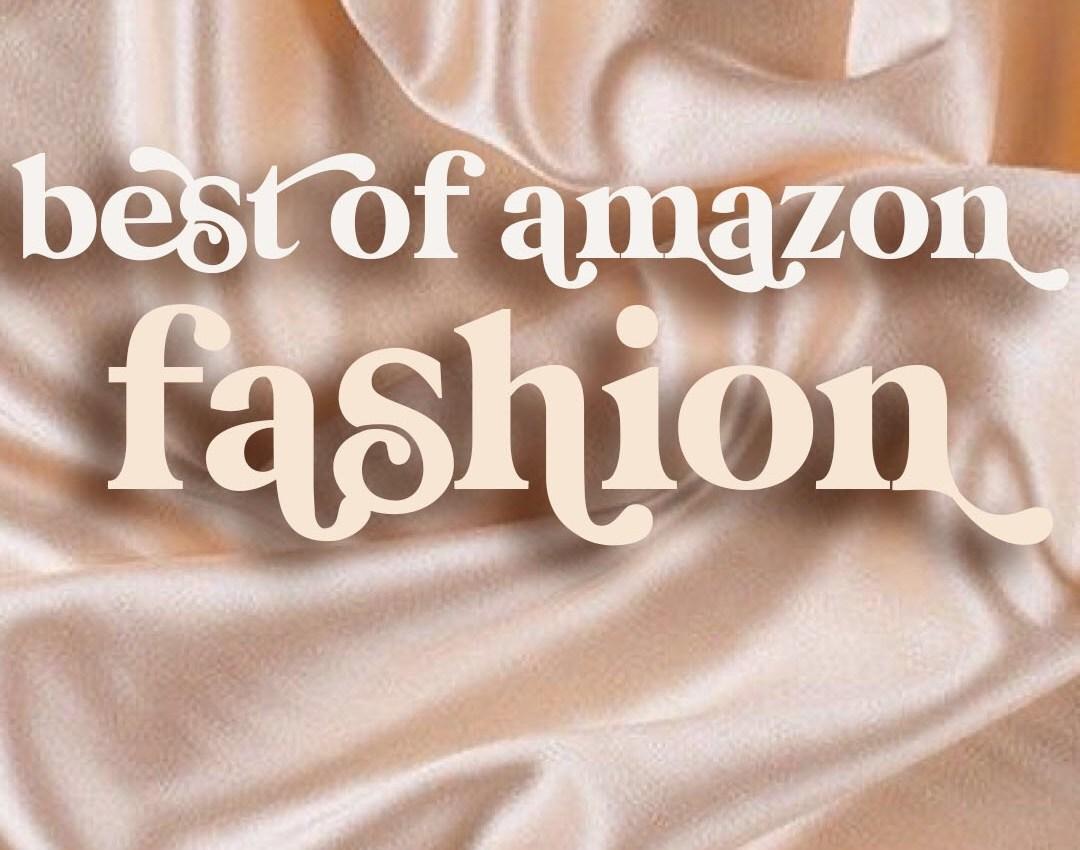 Best of Amazon: STYLE ♡