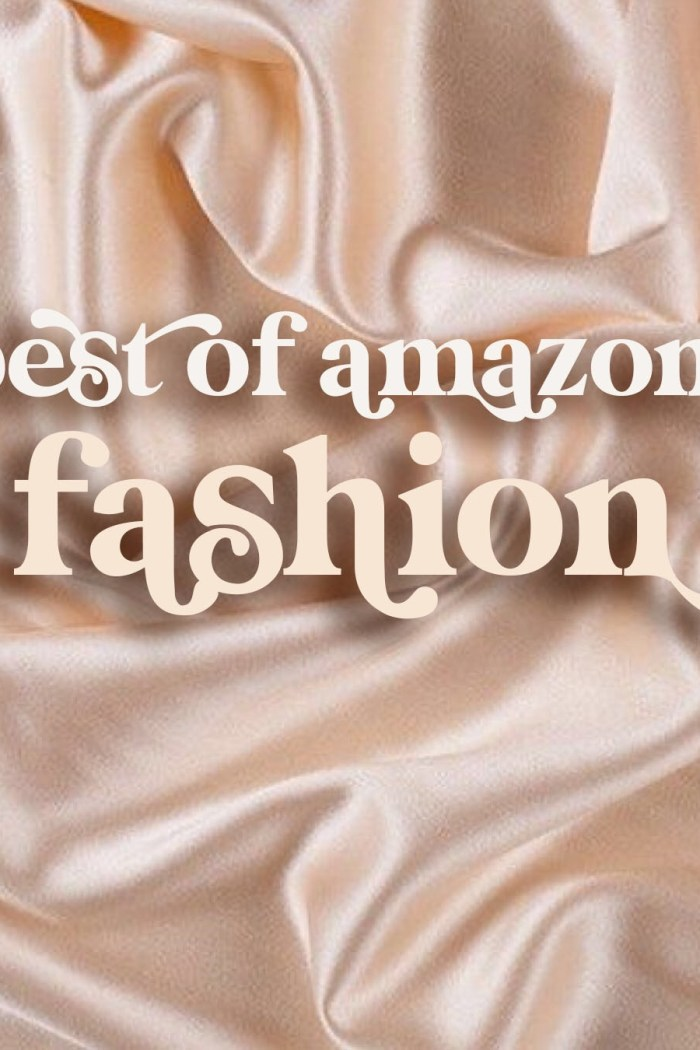Best of Amazon: STYLE ♡