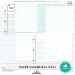 CU Paper Essentials Vol.1