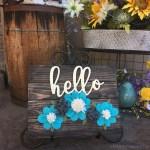 Fall Craft Day Projects 2018 | Erika Guymon