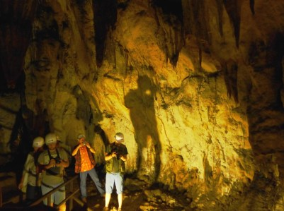 Barać Caves, Croatia
