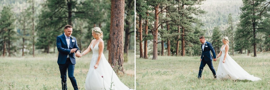 colorado mountain weddings