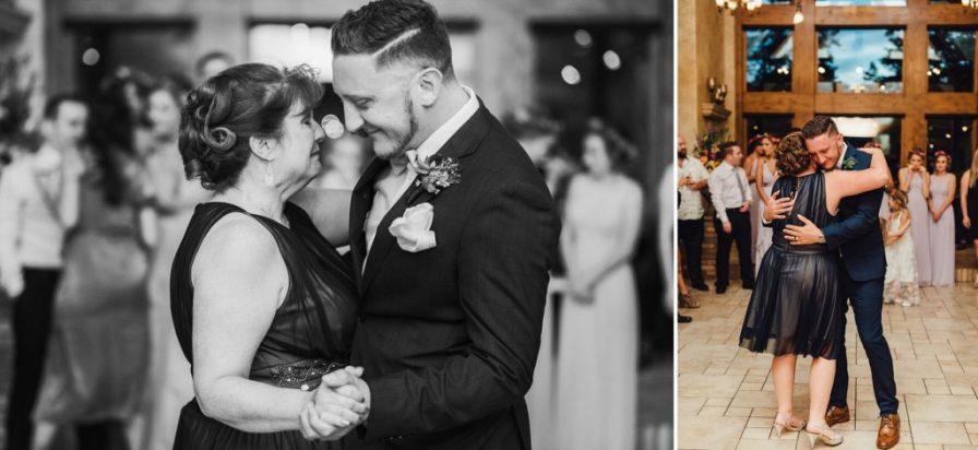 parent dances weddings