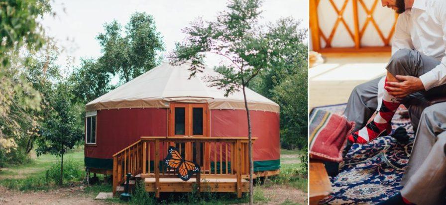 grooms yurt