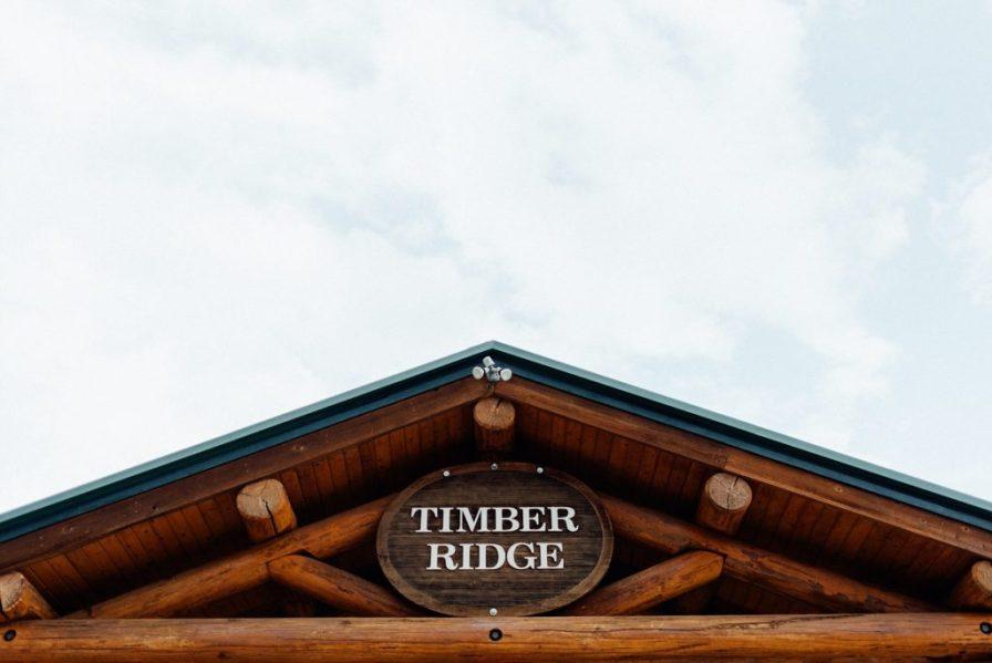Timber Ridge building