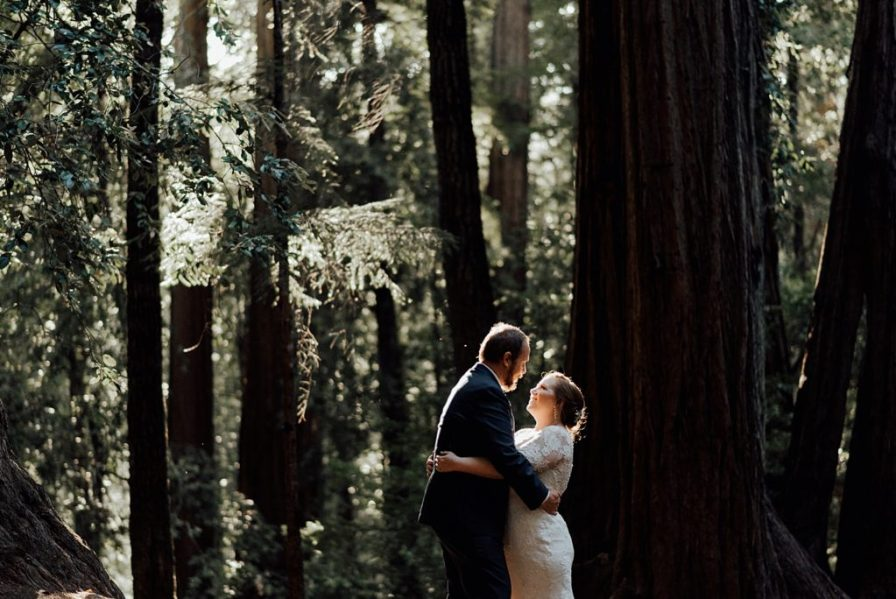 California Redwoods elopement photographer