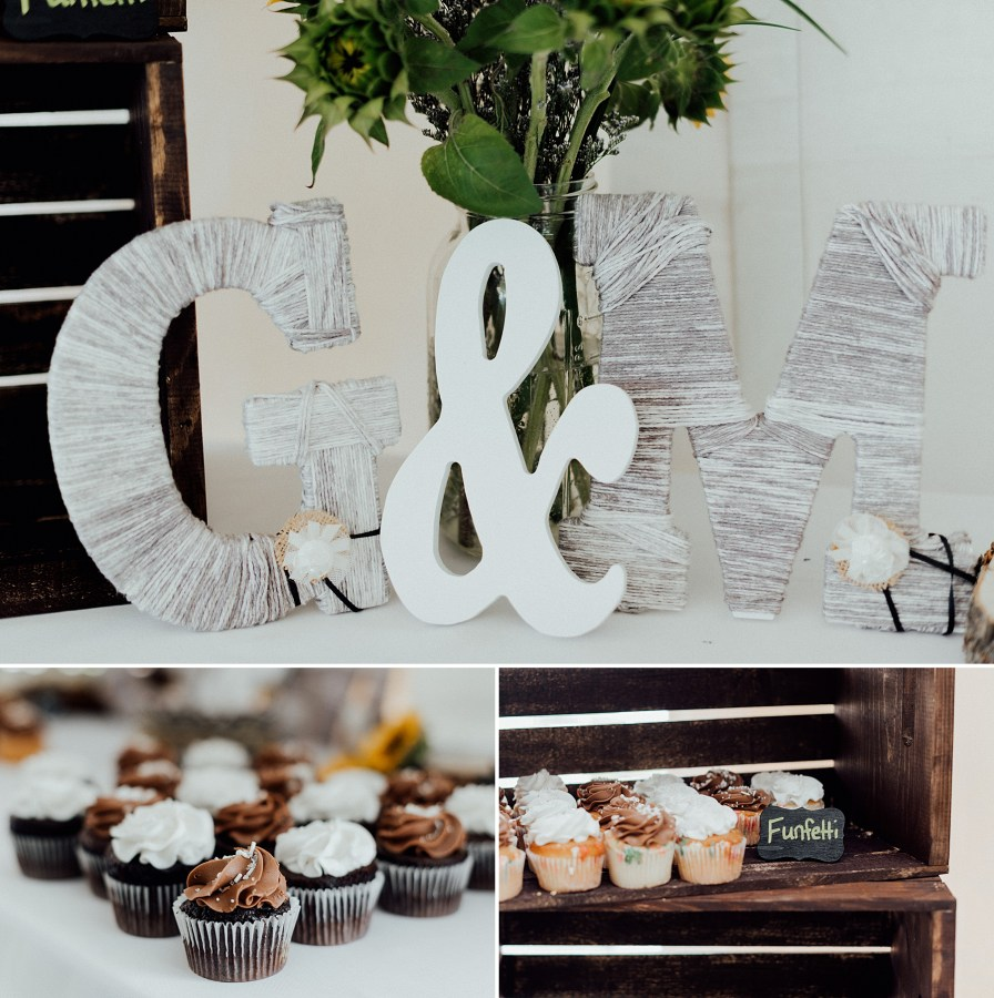 Rustic wedding theme, rustic dessert table ideas