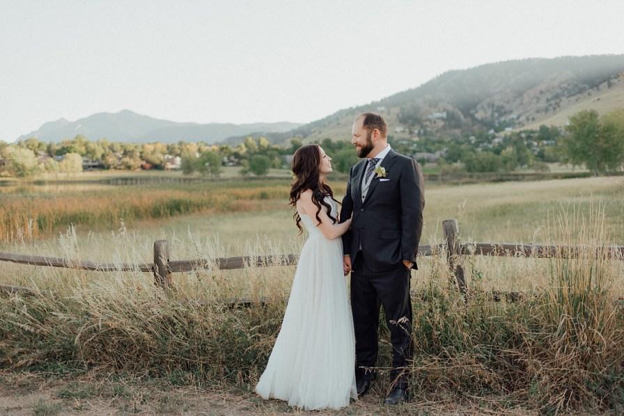 Wonderland Lake Park wedding photos
