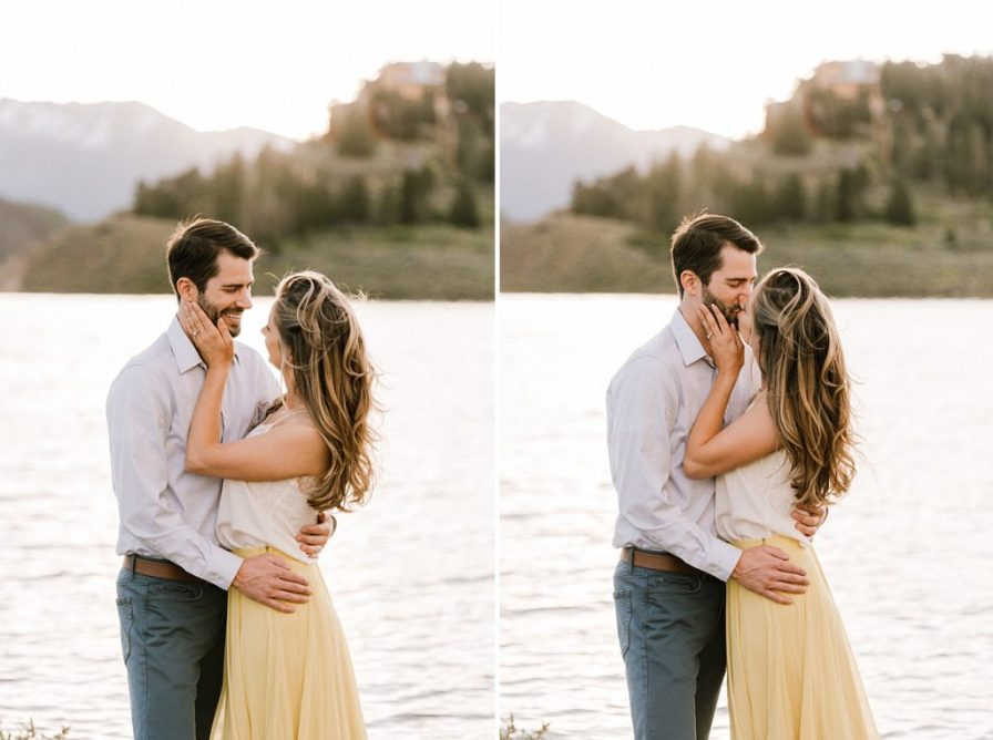 semi formal outfits for engagement photos