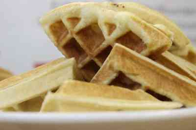 Waffles Anytime