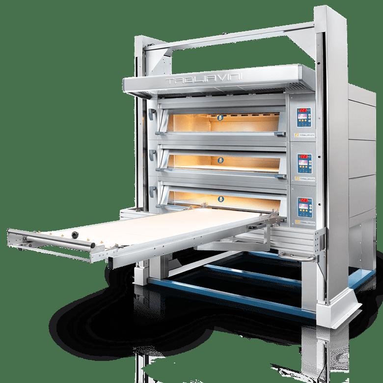 Tagliavini | Modular Electric Deck Oven | Bakery Equipment
