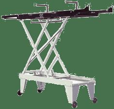 Scissor Trolley   Oven Loader   Tagliavini Bakery Equipment