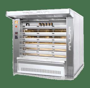 Annular Steam Tube Oven | Tagliavini Deck Oven | Artisan Bread