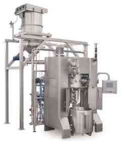 Tonelli Vertical Planetary Mixer | Ingredient Handling & Transfer Systems