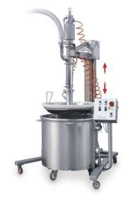 Tonelli Vertical Planetary Mixer | Transfer Pumps