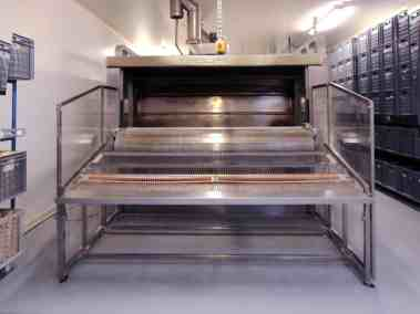 Tunnel Oven | Wholesale Artisan Bread Production | Industrial Bread Production