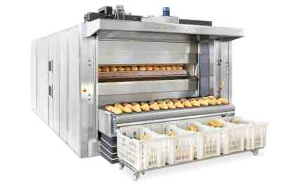 Compact, Space Saving Tunnel Oven | Double Deck | Artisan Bread Equipment
