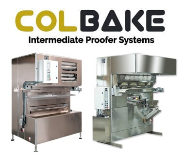 Colbake | Intermediate Proofer Systems
