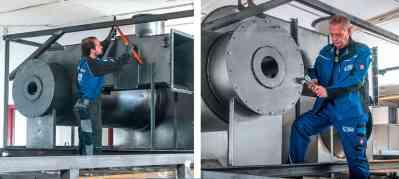 Industrial Tunnel Ovens | Winkler Engineers