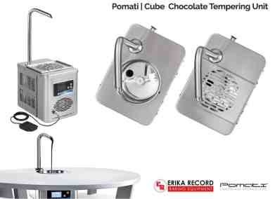 Pomati | Cube Chocolate Tempering Unit