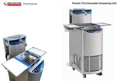 Pomati T10 Chocolate Tempering Machine