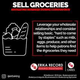 Explore Selling Groceries
