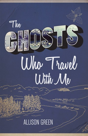 The Ghosts Who Travel With Me cover variant 2 Erika Schnatz