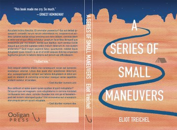 A Series of Small Maneuvers full cover Erika Schnatz
