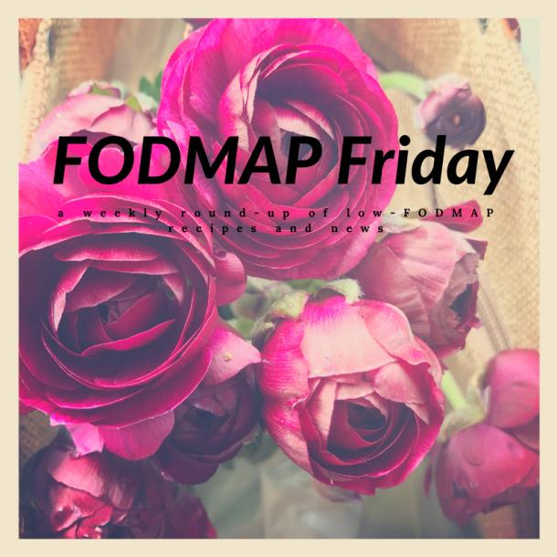 FODMAP Friday | Erika's Gluten-free Kitchen www.erikasglutenfreekitchen.com
