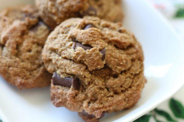 Paleo Chocolate Chip Cookies   Erika's Gluten-free Kitchen www.erikasglutenfreekitchen.com