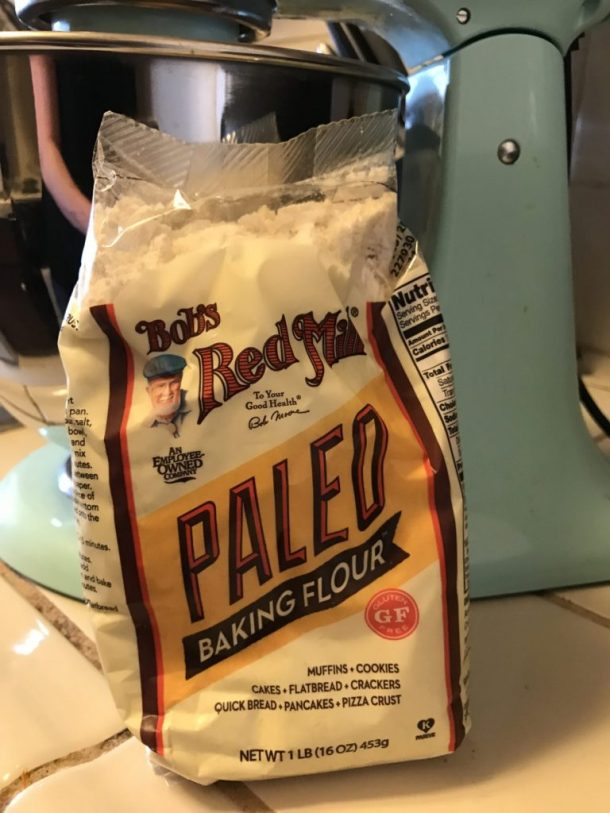 Paleo Flour Bob's Red Mill