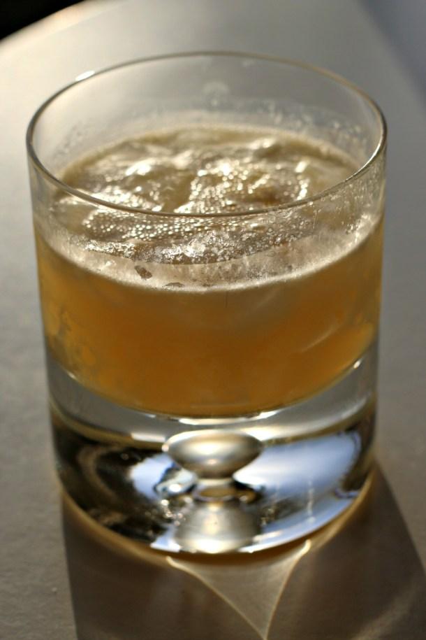 Erika's Bourbon Margarita
