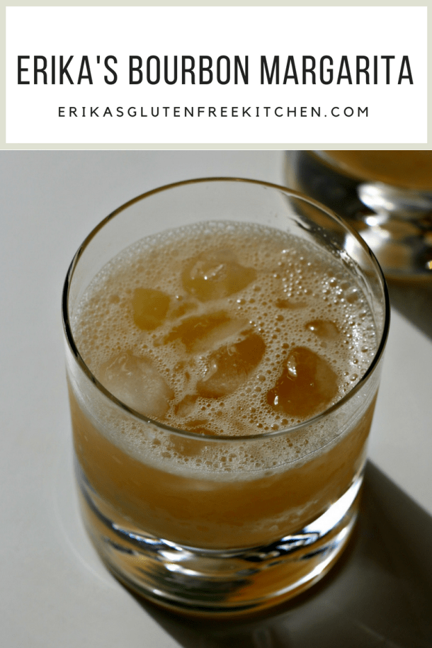 Erika's Bourbon Margarita Pinterest Pin
